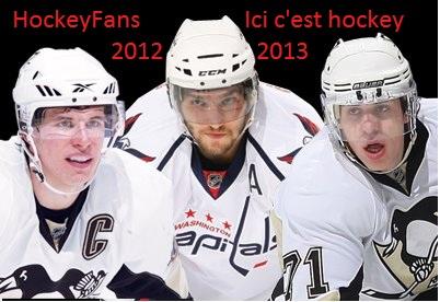 Ligue hockey Roster 2012-2013