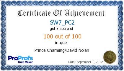 Prince Charming/David Certif12