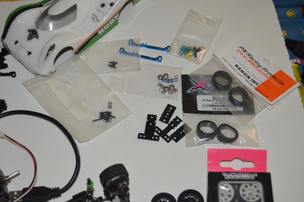 Lot Mr03 Ve Pro, chargeur, accus, pièces, pneus.. Dsc_0124