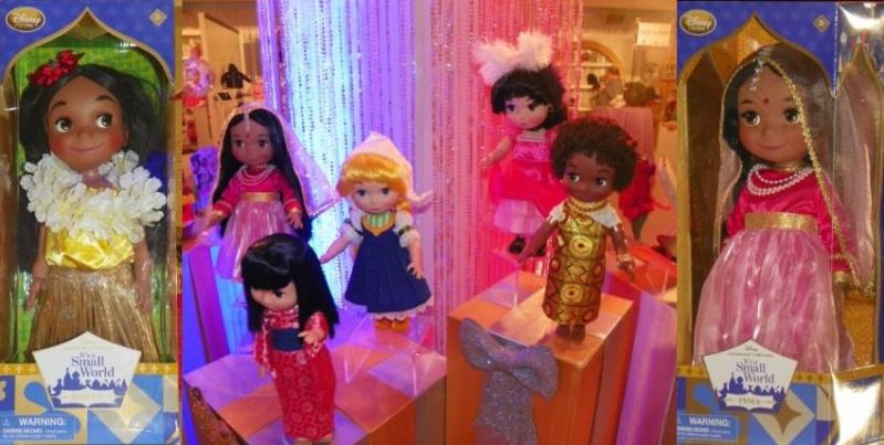"""Les poupées Disney """"It's a small world"""" arrivent !!! Poupae10"""