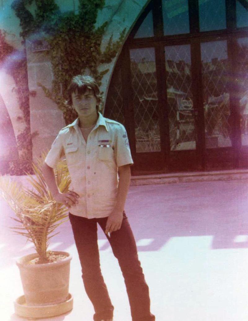 Nuevas fotos inéditas del amigo Lujan Mallor13