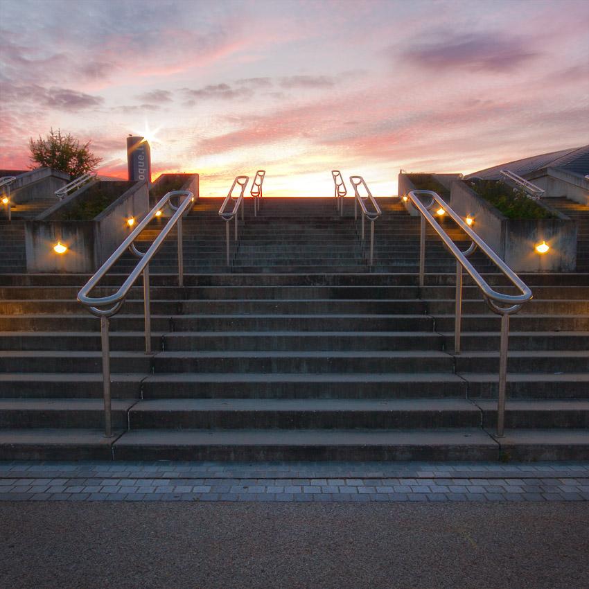 Les escaliers de la Coque Vs-14012