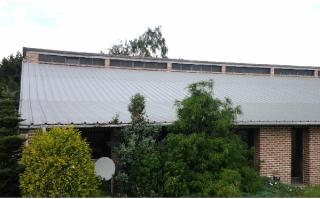 Condensation sur tôles de toiture - que faire ? Toit0210