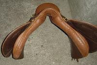 Vend selle mixte cuir bicolore URGENT!!!! Gallop11
