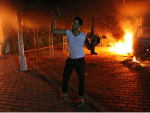 இஸ்லாமை விமர்சித்து திரைப்படம்: லிபியாவில் அமெரிக்க தூதரகம் மீது பயங்கர தாக்குதல் -ஒருவர் பலி 12-lib10