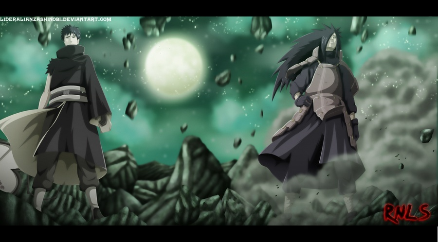 Rol naruto legend-of-shinobi`s