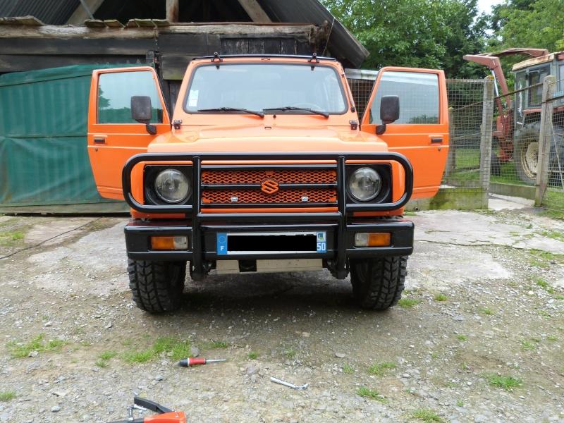 Préparation de mon sam orange pour le TT - Page 6 P1020810