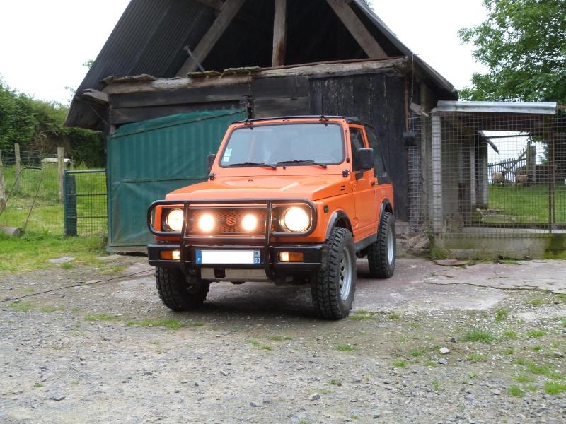 Préparation de mon sam orange pour le TT - Page 6 P1020812