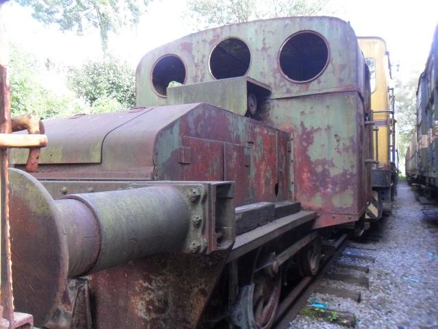 la vieille gare de hombourg (ligne 38) 110