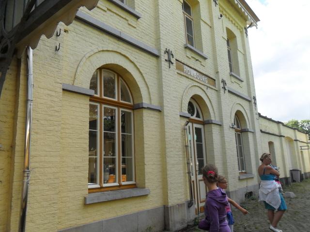 la vieille gare de hombourg (ligne 38) 1410