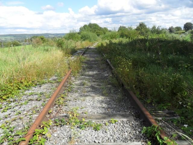la vieille gare de hombourg (ligne 38) 1610