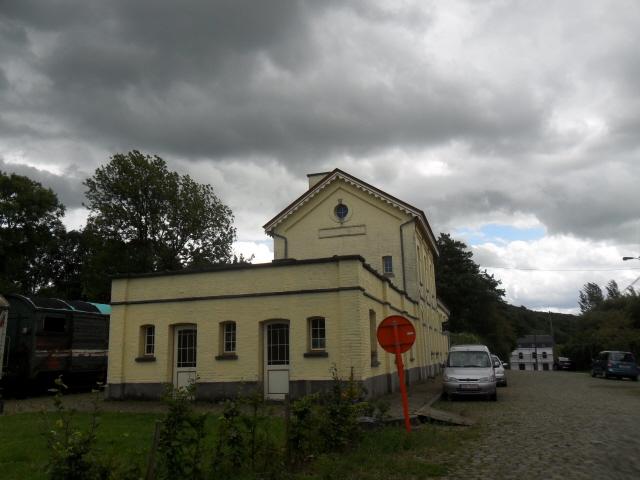 la vieille gare de hombourg (ligne 38) 2010