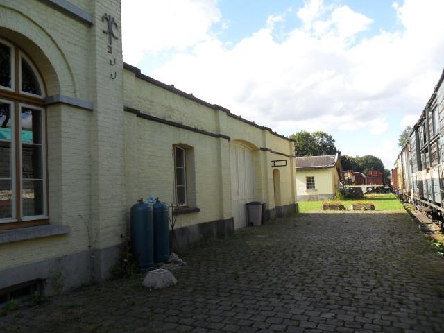 la vieille gare de hombourg (ligne 38) 210