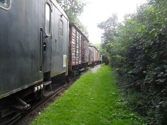 la vieille gare de hombourg (ligne 38) 410