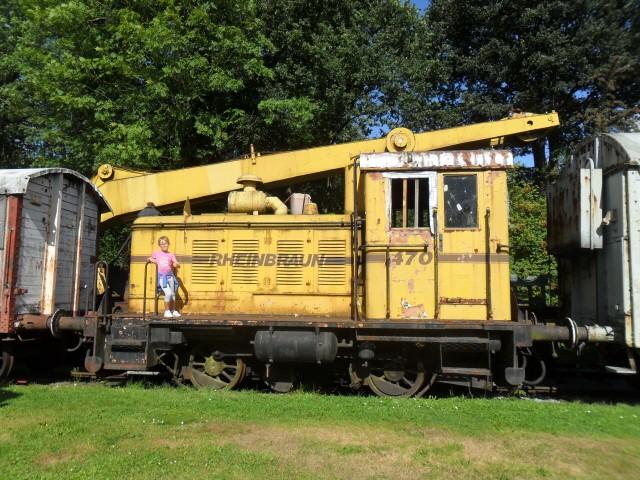 la vieille gare de hombourg (ligne 38) 610
