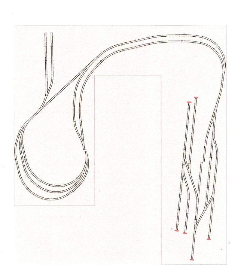 mon projet de gare terminus belge - Page 4 Numari13