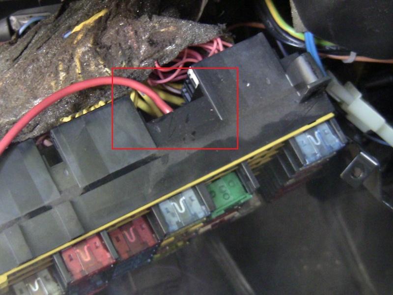 [ Renault safrane 2.5 TD an 1996 ] Installation sièges électriques non pré câblée (résolu + TUTO) - Page 2 Img_0821