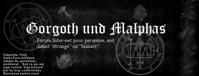 Gorgoth und Malphas