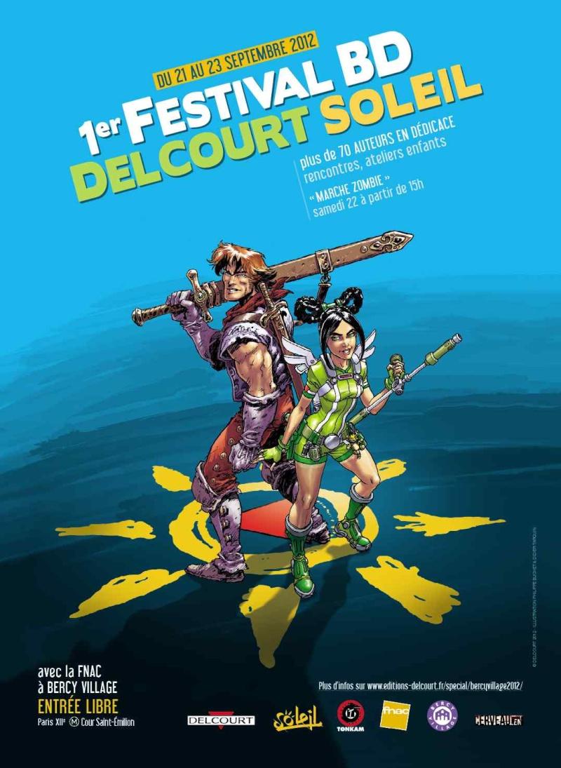 Festival BD DELCOURT Delcou10