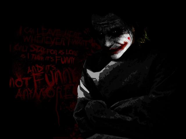 Wanna Knøw Høw I Gøt These Scars? Joker210