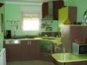 Idées couleur des murs pour cuisine vert amande et chocolat Dsc02414