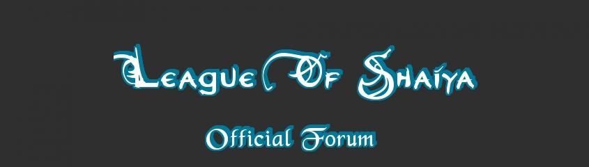 League Of Shaiya