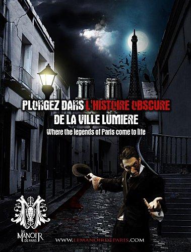 Le manoir de Paris... fait-il vraiment peur ? Manoir10