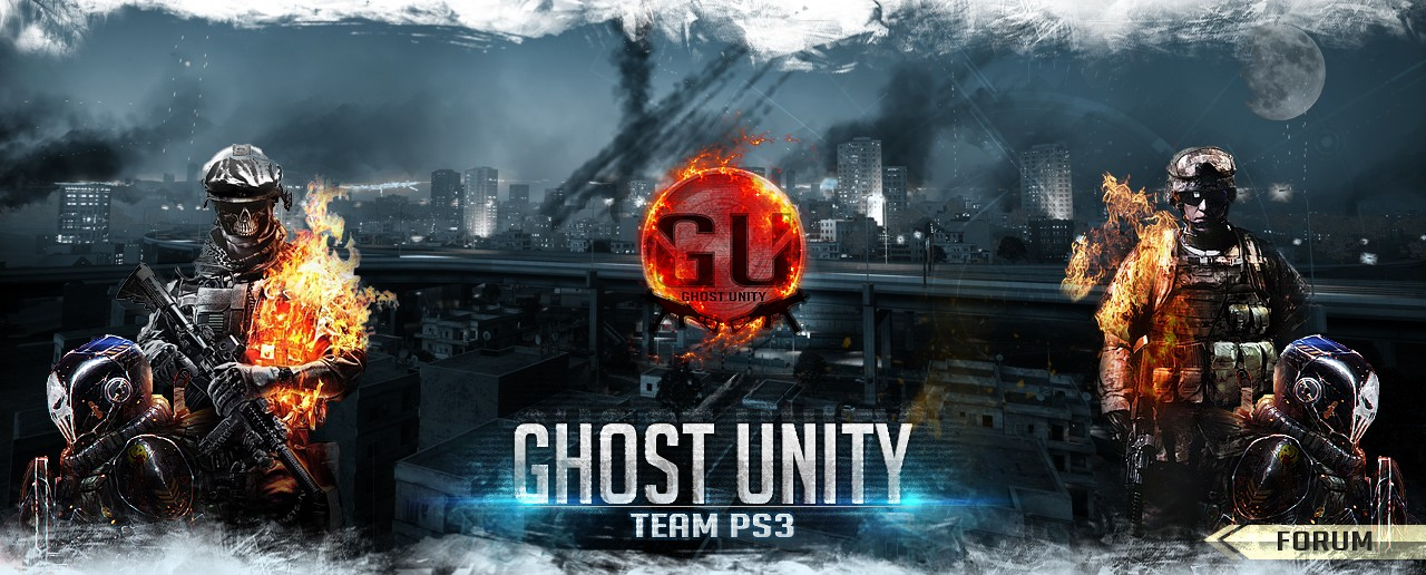 The Ghost UniTy