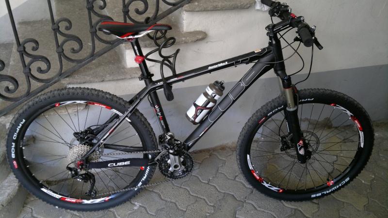La mia ex nuova cubel ltd SL 26 nera taglia 18 nera 2012 RUBATA 22 agosto 2012 Bici_r10