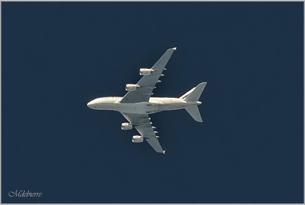 Haute altitude Airbus13