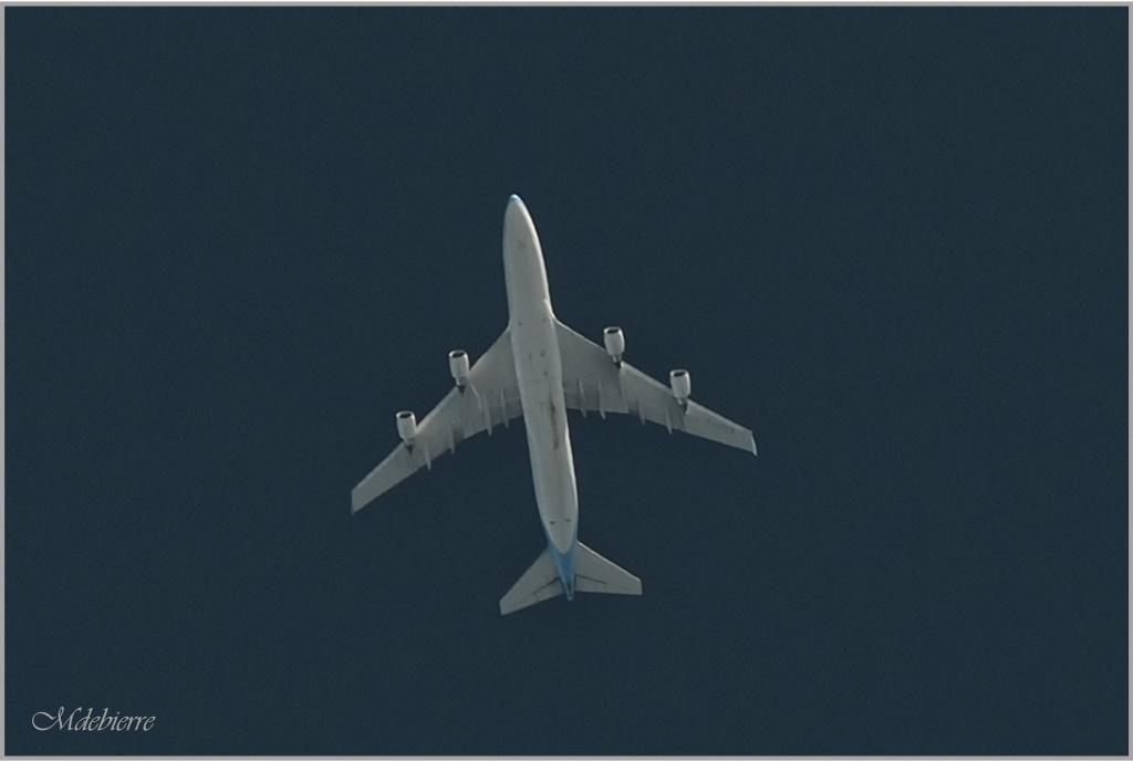 Haute altitude Boeing14
