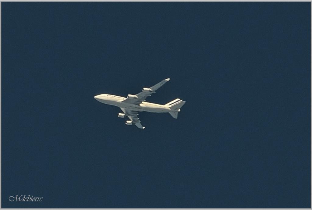 Haute altitude Boeing15