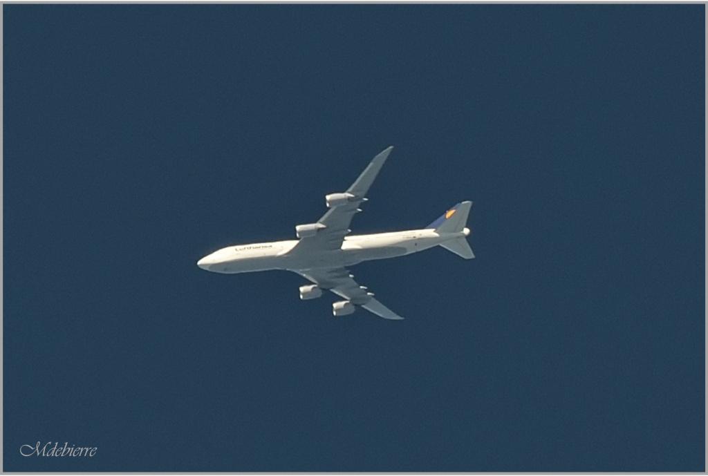 Haute altitude Boeing16