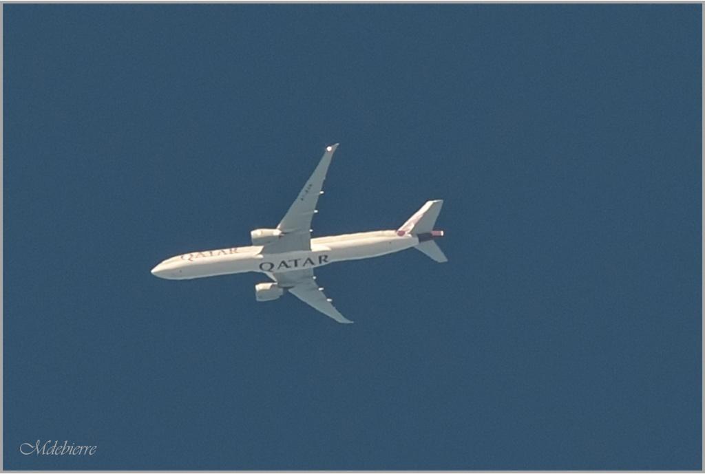 Haute altitude Boeing18