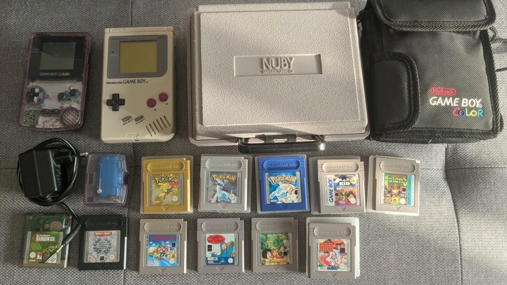 Du Game Boy à estimer 010