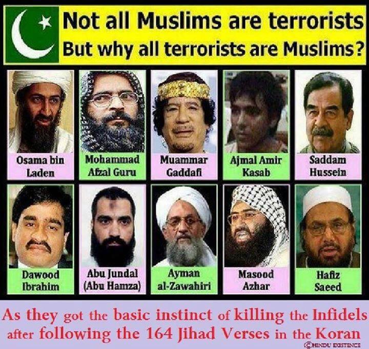 Tous les musulmans ne sont pas terroristes mais.... 97120410