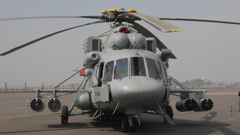 PAK FA, T-50: News #1 - Page 39 Mi-17-10
