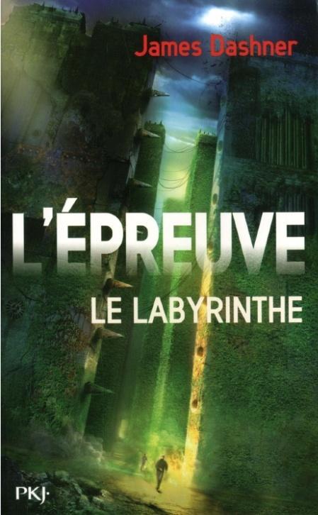 L'épreuve, tome 1 : Le labyrinthe L_apre11