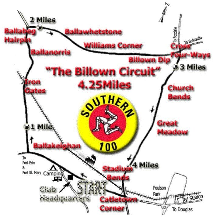 [Road Racing] Southern 100 2013 Map_110
