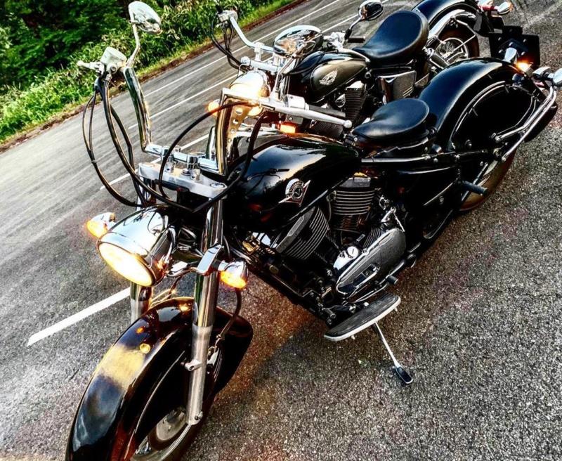 DRIFTER - les plus beau vn 800 Drifter  - Page 9 10093410