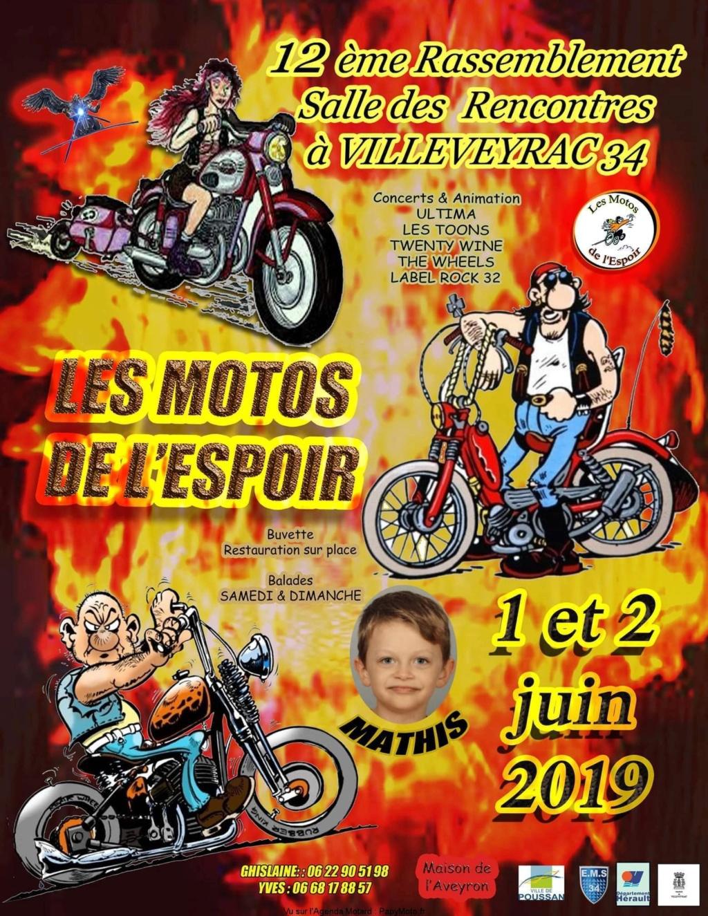 Rassemblement - 1 er & 2 Juin 2019 - Villeveyrac  (34) 12e-ra10