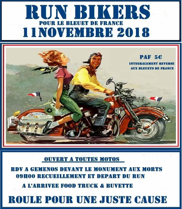 Run Bikers - 11 novembre 2018 - GEMENOS 15392710