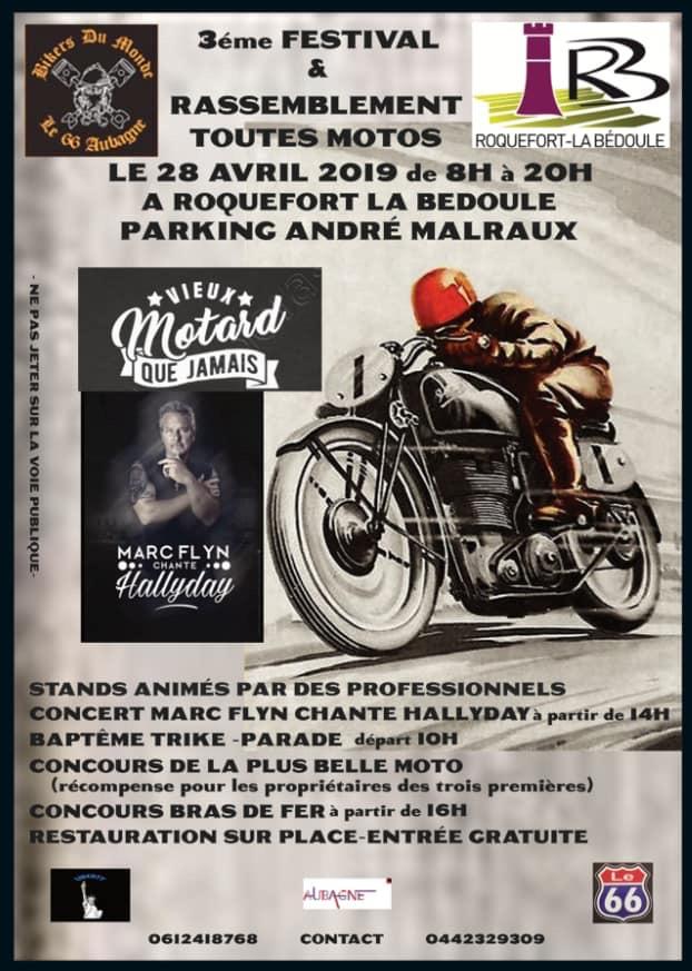 Festival & Rassemblement - 28 Avril 2019 - Roquefort la Bedoule 15468710