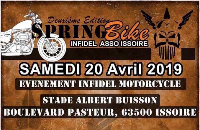 2 ème Spring Bike - Samedi 20 Avril 2019  - Issoire (63500) 15523810
