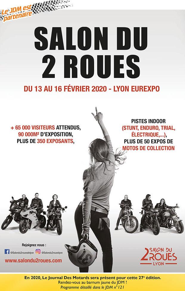 MANIFESTATION - Salon du 2 Roues - du 13 au 16 Février 2020 - Lyon Eurexpo  15734910