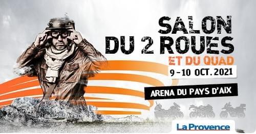 MANIFESTATION - Salon du 2 Roues - 9 & 10 Octobre 2021 - Arena du Pays D'Aix  16319610