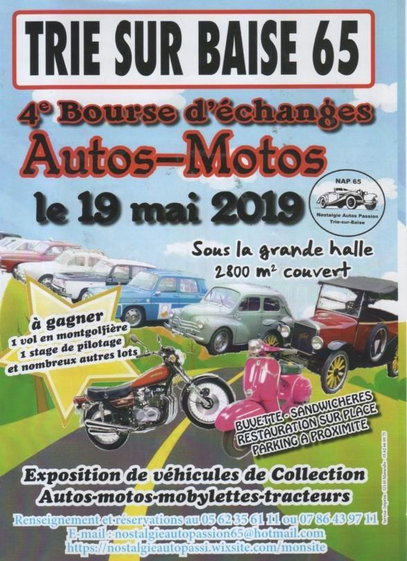 Bourse D'échanges  - 19 Mai 2019 - Trie sur Baise (65) 16341e10