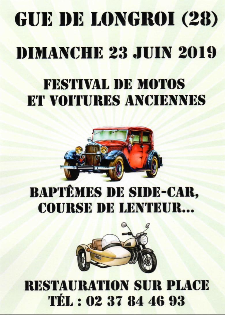 MANIFESTATION - Festival - Dimanche 23 Juin 2019 - Gue De Longroi (28) 19050410