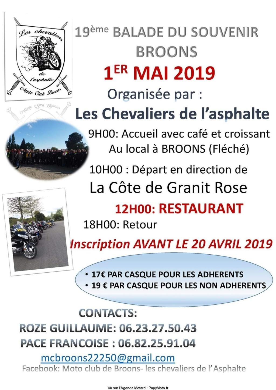 Balade Moto - 1 er MAI 2019   - Broons (22) 19e-ba10
