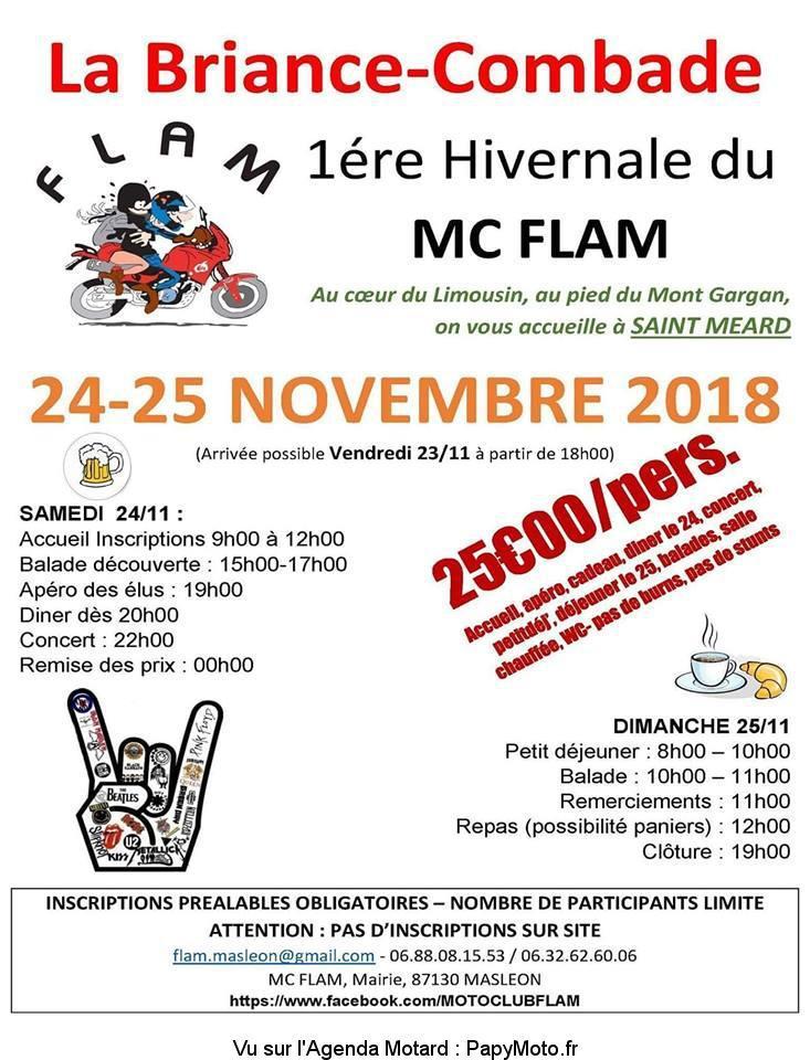 Rassemblement - 24 & 25 novembre 2018 - SAINT MEARD  1e-con12